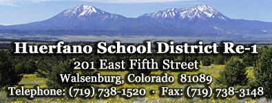 Huerfano School District Re-1