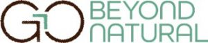 Go Beyond Natural Logo