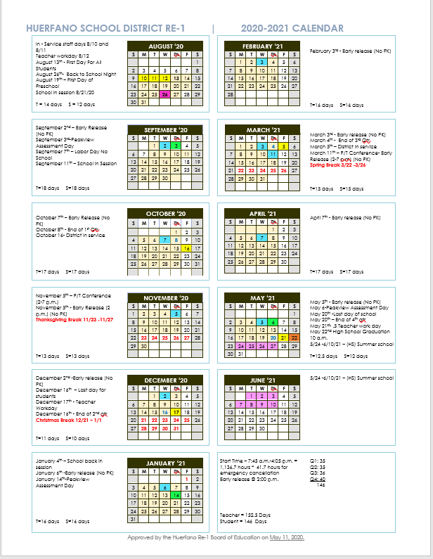 20-21 Calendar image